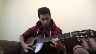 Lamouni li gharou meni guitare intro