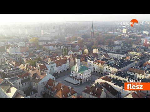 Flesz Gliwice / Radni chcą zmiany statutu miasta