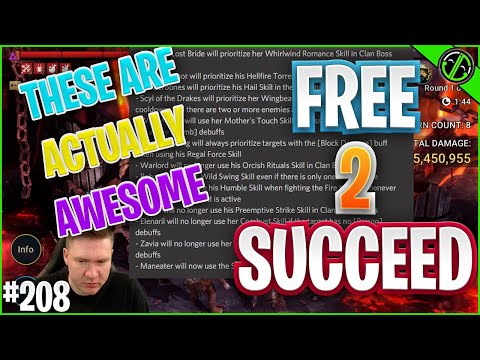 GAMECHANGING Ai Changes Incoming!? Siphi, Warlord, & Many More! | Free 2 Succeed - EPISODE 208