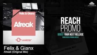 PPME3 Felix & Gianx - Afreak (Original Mix) [Minimal Techno]