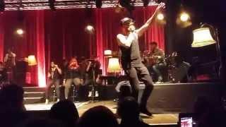 Gentleman Warn dem MTV unplugged Bielefeld live