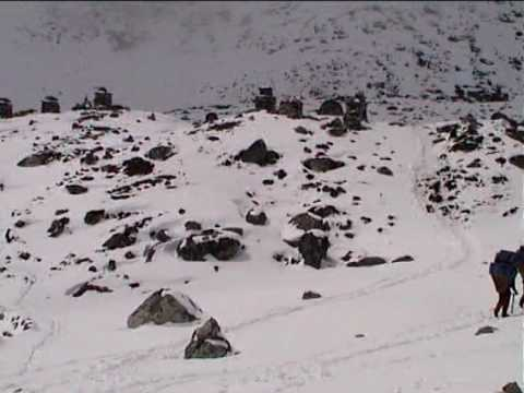Himalayan Trek Ch (4): Pheriche to Lobuche