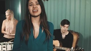 Sam Smith I'm Not The Only One - Cover by Sticks and Strings feat. Karine Ste-Marie TVA La Voix
