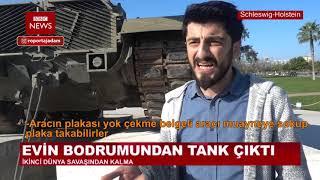 Evinin Bodrumunda Tank Çıkan Adam - Röportaj Adam