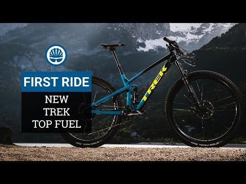 NEW Trek Top Fuel | XC Race Bike Gets a Trail Shredding Makeover