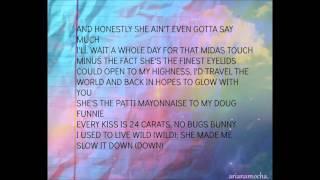 ♡Travie McCoy ft. Sia - Golden Lyrics♡