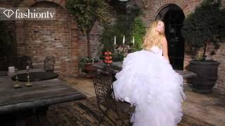Wedding Couture by Galia Lahav 2013  FashionTV