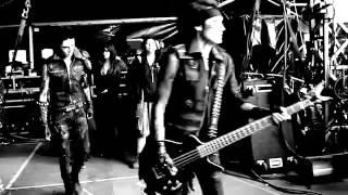 Black Veil Brides - Unholy video(KEMO)