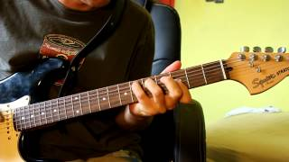 Etta James - My funny valentine [Theme - Guitar lesson]