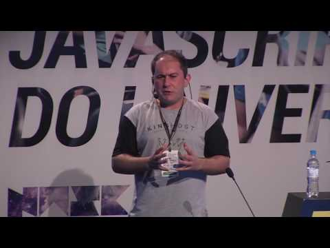 Felipe Olivaes - A casa dos sonhos: automatização residencial com JavaScript - BrazilJS Conf 2016