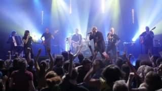 Les Abattoirs SMAC  ϟ  Motivés  ϟ Live 14 Avril 2017