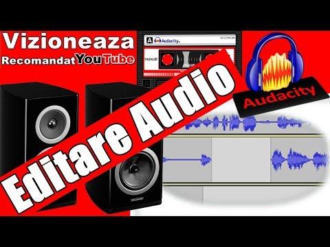 Cea Mai Buna Aplicatie Free De Editat Audio