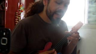 Por tudo que for - lobão - ukulele cover - by KzmA