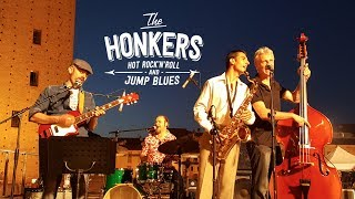 THE HONKERS COMBO JUMP BLUES - Fossano