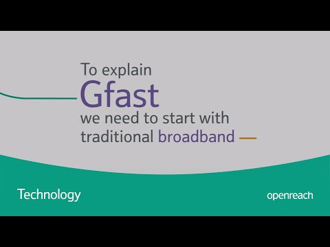 What is Gfast?