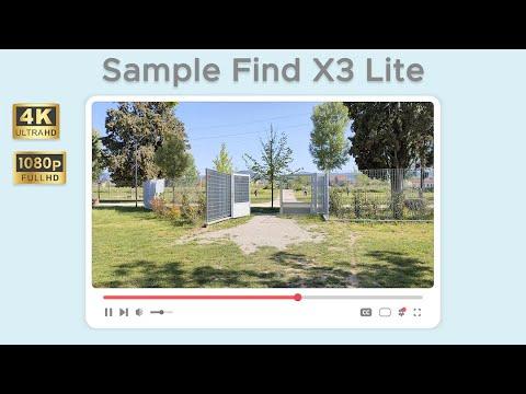 Test di registrazione da OPPO Find X3 Li …