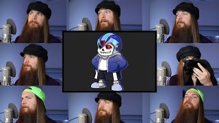 Undertale - Song That Might Play When You Fight Sans Acapella