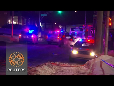 Resident 'shocked' over deadly shooting at Quebec City mosque
