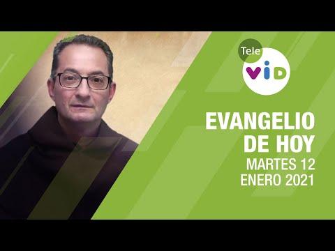 El evangelio de hoy, Martes 12 de Enero de 2021 📖 Lectio Divina – Tele VID