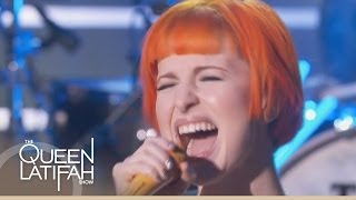 Paramore Performs 'Still Into You' on The Queen Latifah Show (Full)