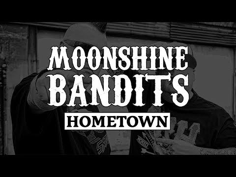moonshine bandits blacked out video