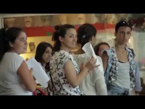 FLASH MOB AEROPORTO FALCONE E BORSELLINO - YouTube