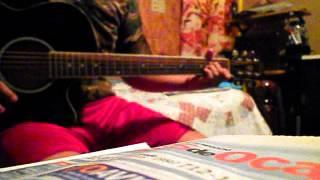 La cosecha / Alza tus ojos y mira (Marcos Barrientos tutorial) en guitarra acústica