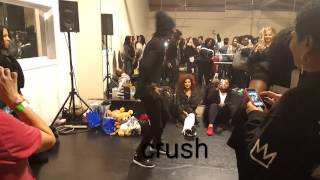 Les Twins - Laurent SF After Party - Not Letting Go