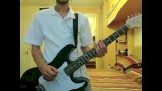 Linkin Park - In My Remains (Rhythm Guitar Cover)