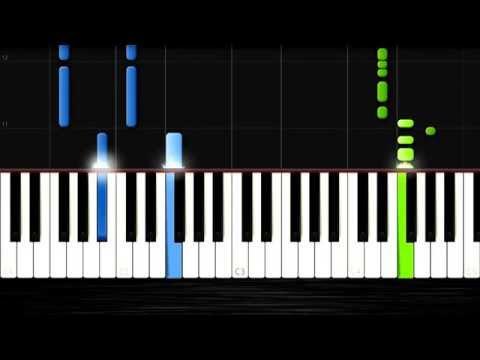 Comment jouer Chandelier de Sia au piano