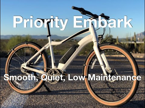 Priority Embark Electric Bike Review | Electric Bike Report