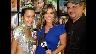 ATELIÊ MGSAMBASHOW - JENNIFER DUARTE (RAINHA MIRIM X-9 PAULIATANA) CARNAVAL 2014