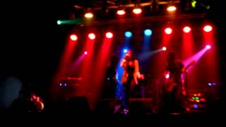 RAVENSCRY -   The Witness Live Midian Live - Cremona