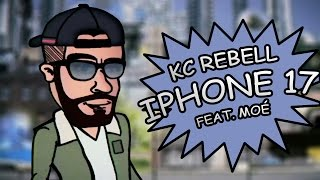 KC Rebell feat. Moé [Moe Phoenix] ✖️ iPHONE 17 ✖️ [ official Video ] prod. by Joshimixu & Juh-Dee