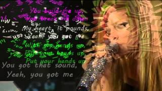 Avril Lavigne - Tik Tok (Ke$ha Cover) Lyrics