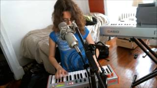 Katy Gray - Hold Me Tight  (Alesis Micron)