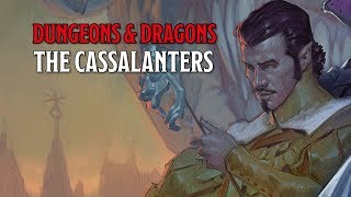 Meet the Cassalanters in 'Waterdeep: Dragon Heist'