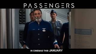 PASSENGERS 2017 HD movie trailer starring Jennifer Lawrence