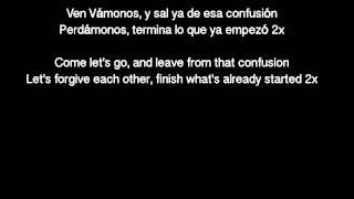 Daddy Yankee ft  J Alvarez   El Amante English Lyrics
