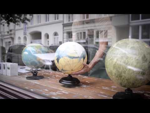 Mars globe crafted by PKM HD
