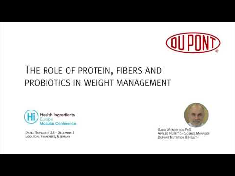 Garry Mendelson at HiE 2016 | DuPont Nutrition & Health