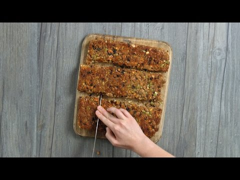 How to Make Gluten-Free Granola Bars