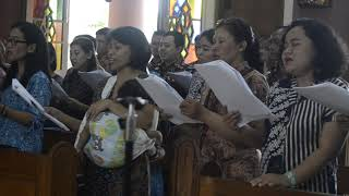 Perjamuan Suci - Paduan Suara St. Yusup Bintaran