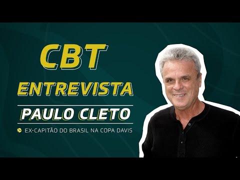 CBT Entrevista  - Paulo Cleto