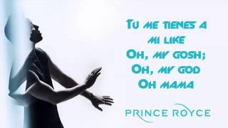 Prince Royce   Back It Up Spanish Version ft  Jennifer Lopez   Pitbull Letra