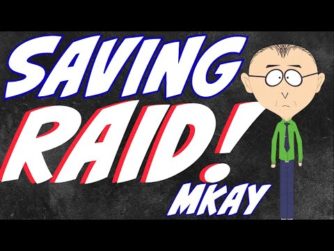 Saving Raid. This is the way or at least a start. Plebs, this is not a rant.