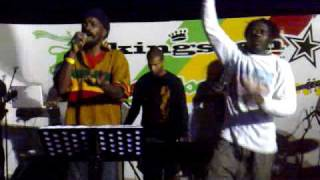 Kingston Reggae Beach Party Kussondulola Pim Pam Pum @ Must