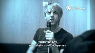 PLASTIKMAN live - Telekom BÓNUSZ FESTIVAL 2011
