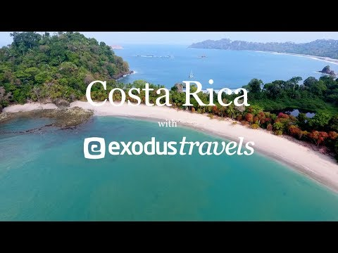 Costa Rica with Exodus Travels