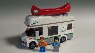 Lego City 60057 Camper Van Review